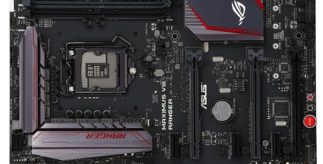 Get an Asus ROG Maximus VIII Ranger motherboard for $100